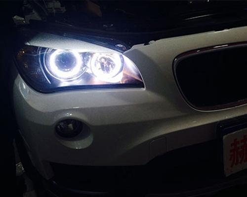 X1大灯升级