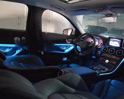 车内环境氛围灯