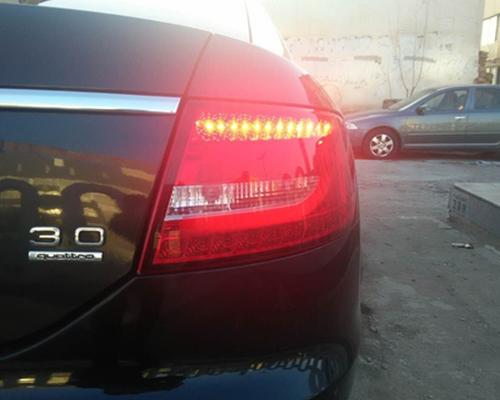 A6L尾灯LED