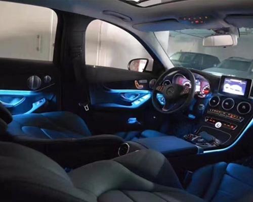 鄂尔多斯车内环境氛围灯