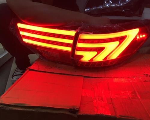 新汉兰达LED尾灯