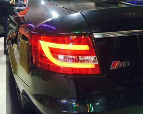 鄂尔多斯A6L尾灯LED